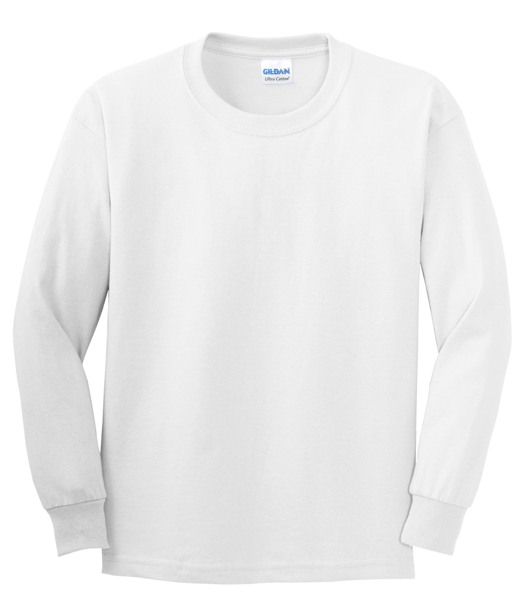 Gildan Youth Long Sleeve T-shirt Long Sleeve T-shirt 363ls