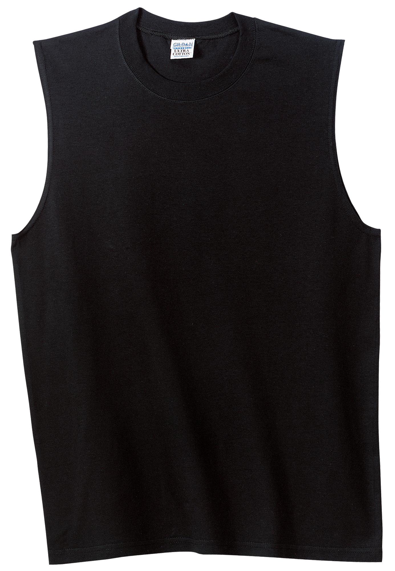 Gildan Ultra Cotton Sleeveless T Shirt 2700 Supply