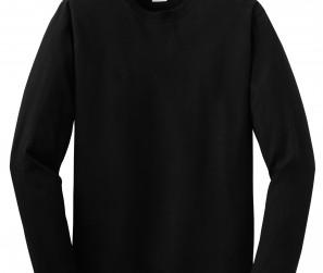 Gildan – Heavy Cotton 100% Cotton Long Sleeve T-Shirt. 5400 ...