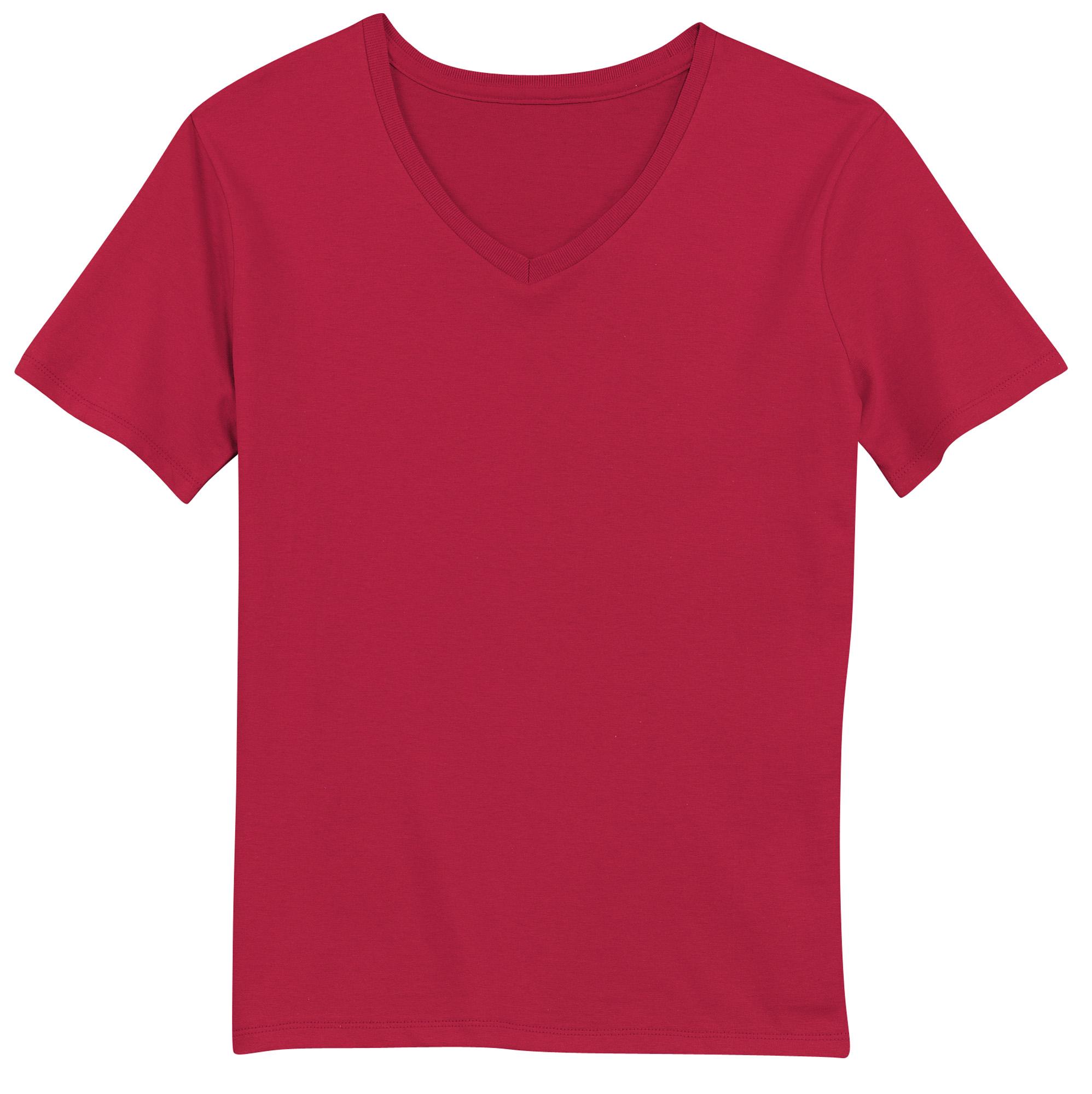 Hanes Ladies Comfortsoft V Neck T Shirt 5780 Supply Theory