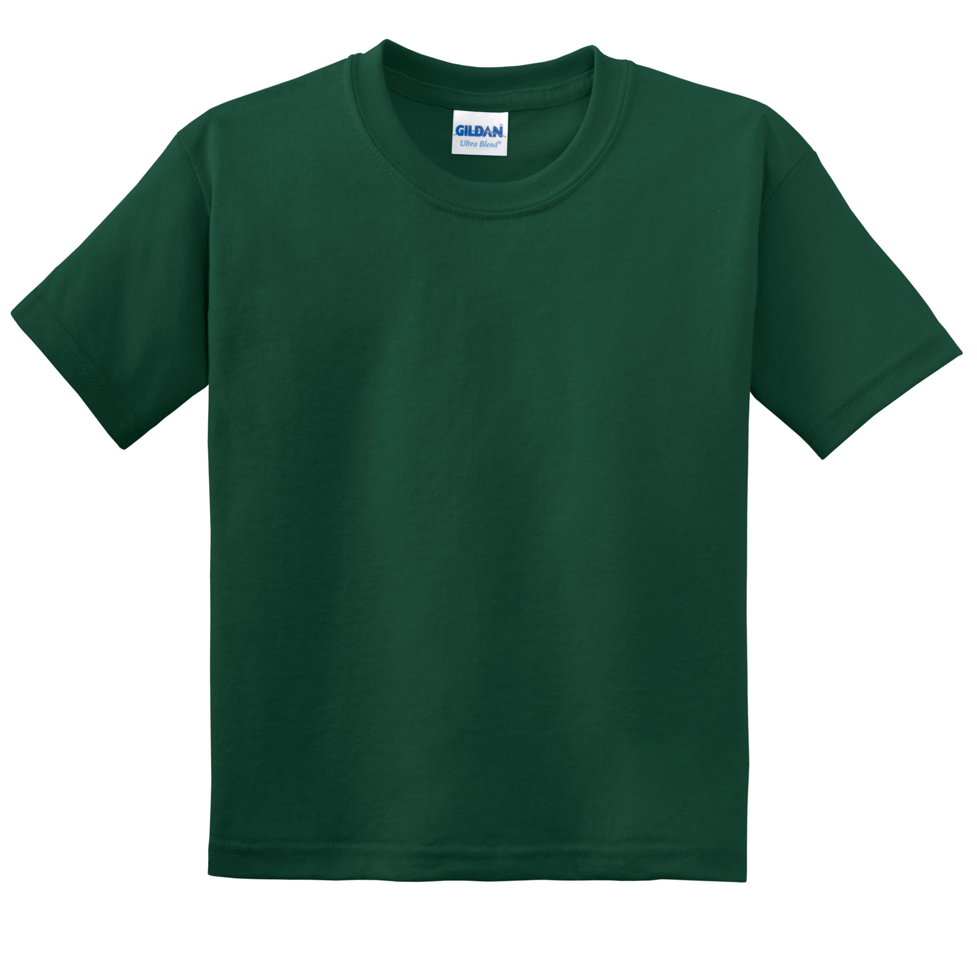 Gildan youth dryblend 50 cotton 50 dryblend poly t for Gildan dryblend 50 cotton 50 poly t shirt 8000