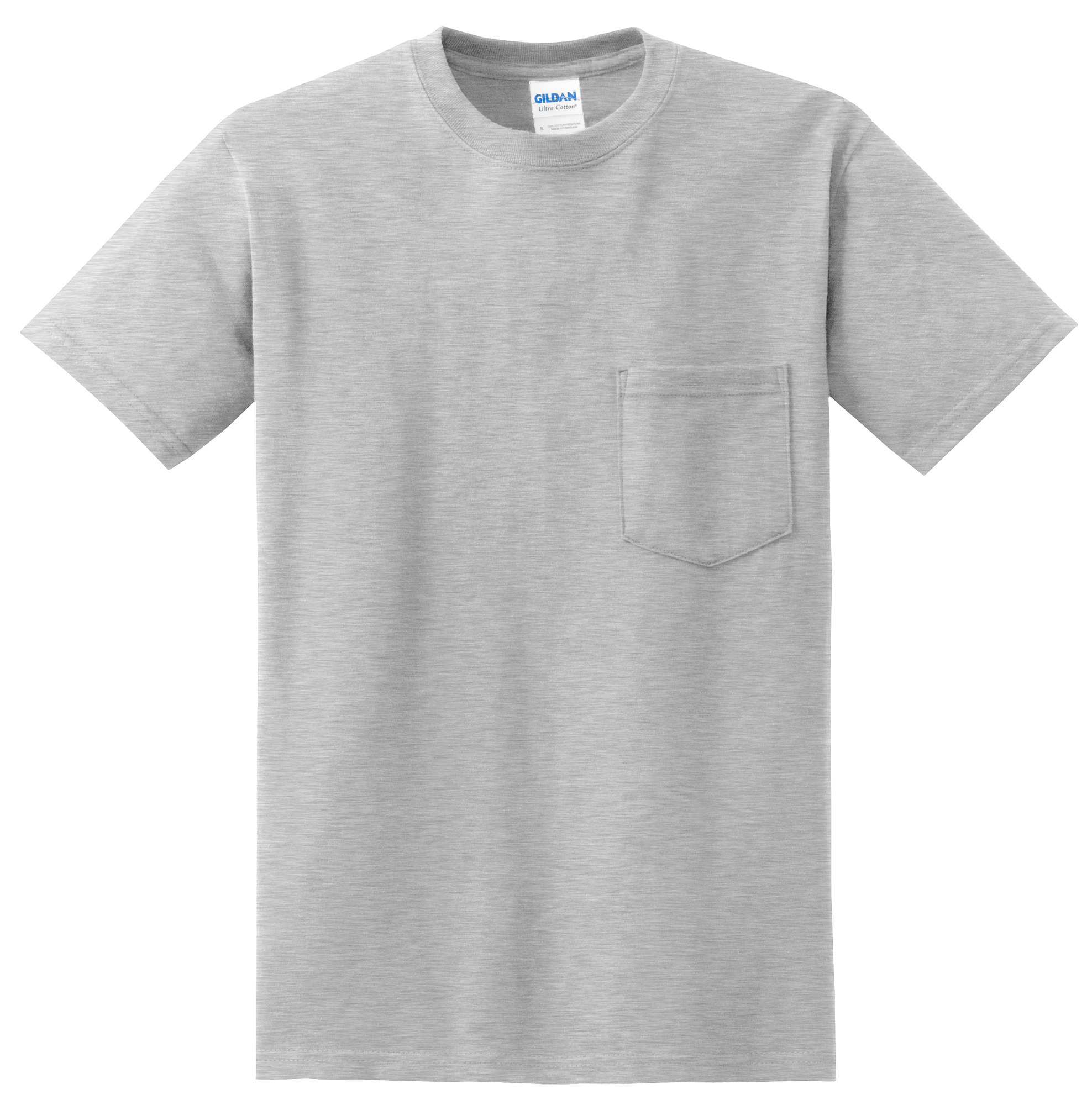 gildan dryblend 50 cotton 50 dryblend poly pocket t