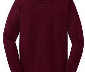 Gildan – Ultra Cotton™ 100% Cotton Long Sleeve T-Shirt. G2400 ...