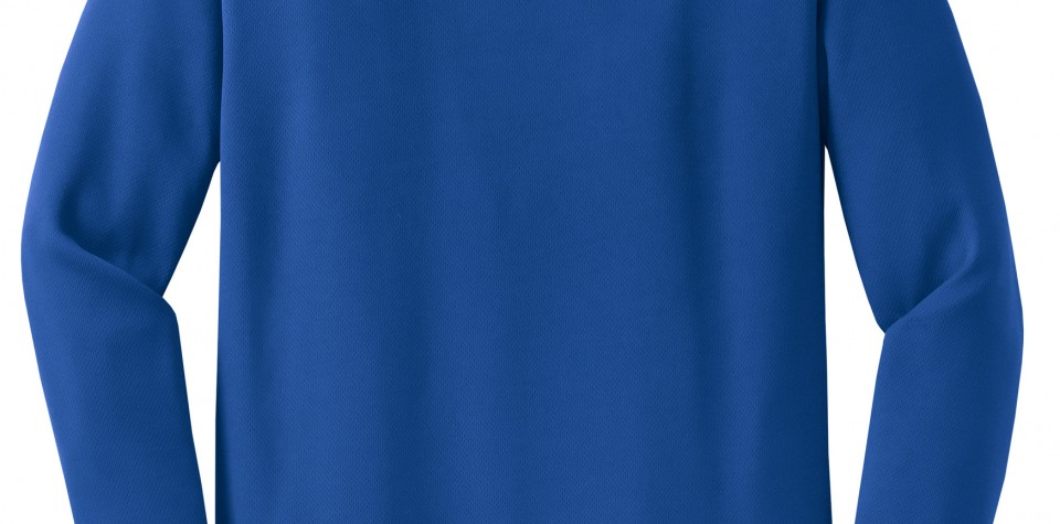 9600a278 Sport-Tek® – Dri-Mesh® Long Sleeve T-Shirt. K368 | Supply Theory