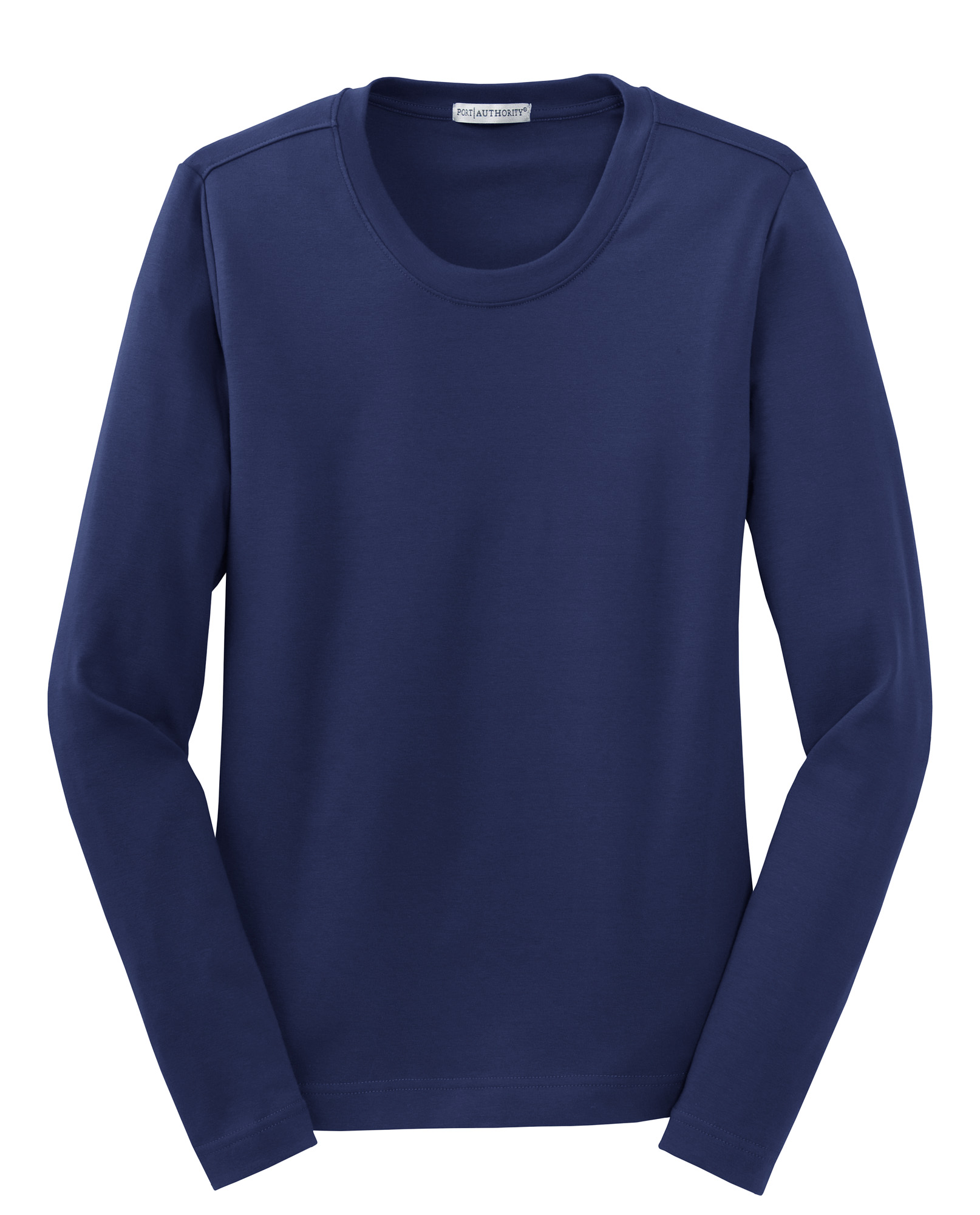 Port Authority® – Ladies Modern Stretch Cotton Long Sleeve ...