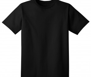 Black Shirt Sample | Artee Shirt
