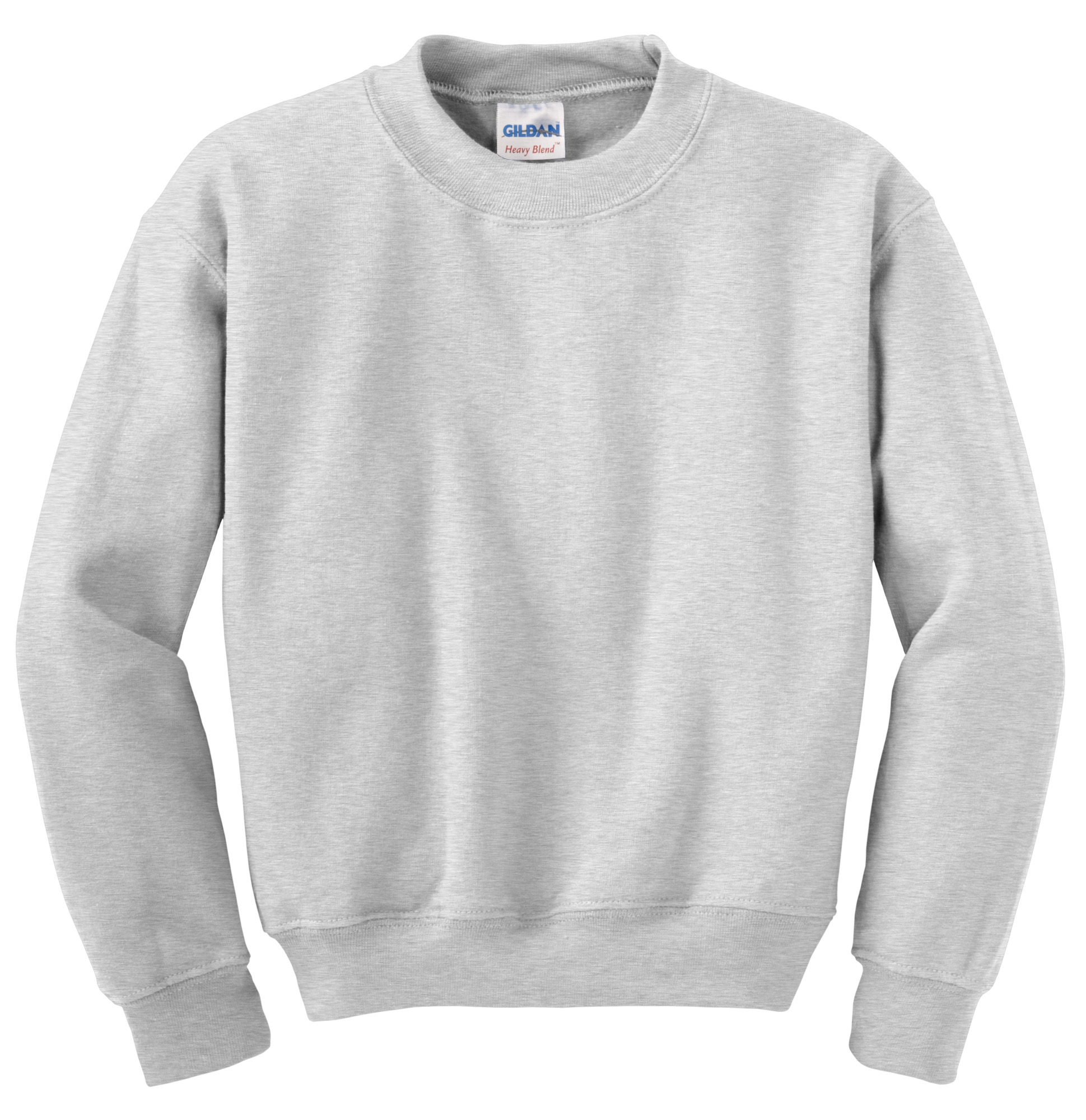 Gildan – Youth Heavy Blend™ Crewneck Sweatshirt. 18000B | Supply ...