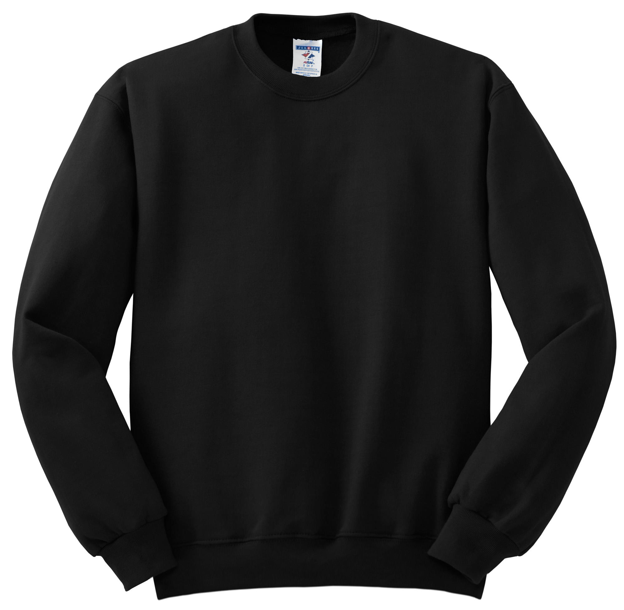 jerzees nublend crewneck sweatshirt 562m supply theory