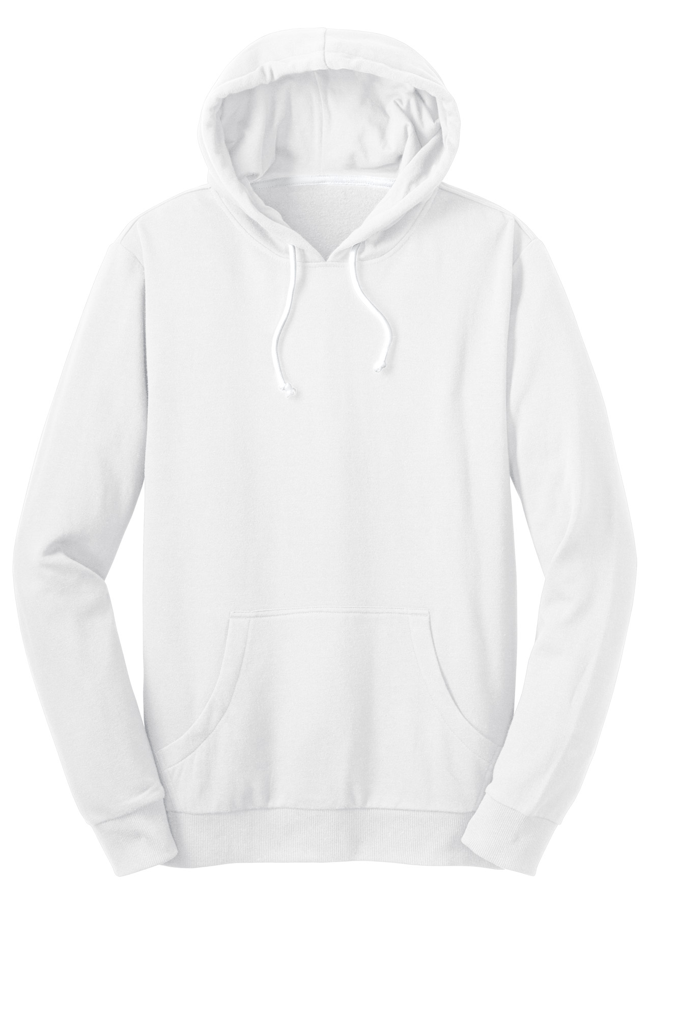 District® – Young Mens Core Fleece Pullover Hoodie DT191 | Supply ...
